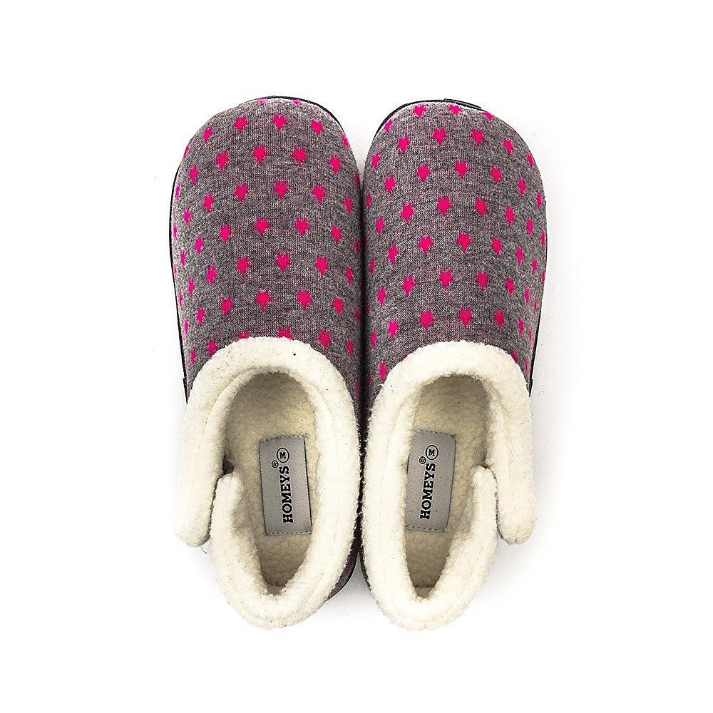 Homeys Stella Grey/Pink