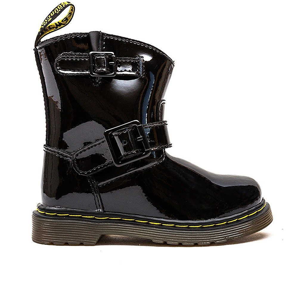Dr Martens Jiffy Kids Black