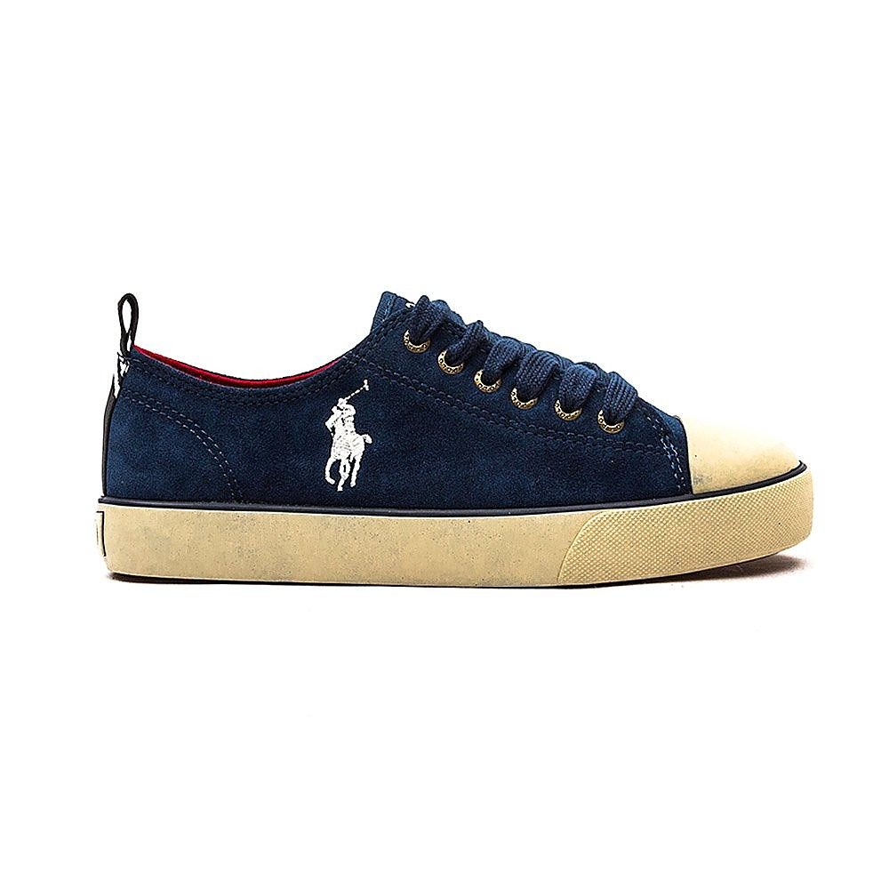 Ralph Lauren Kids Falmuth Low Kids Navy