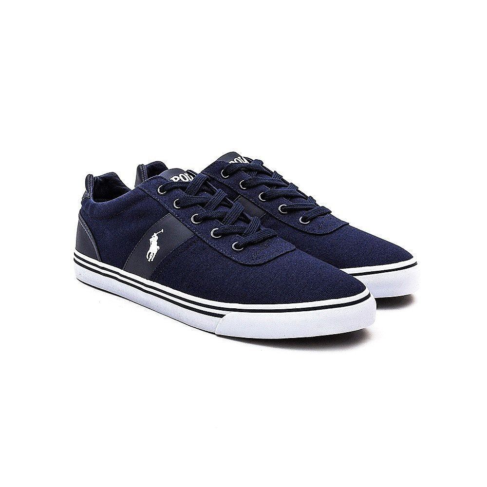 Polo Ralph Lauren Hanford NE Mens Trainers- Newport Navy