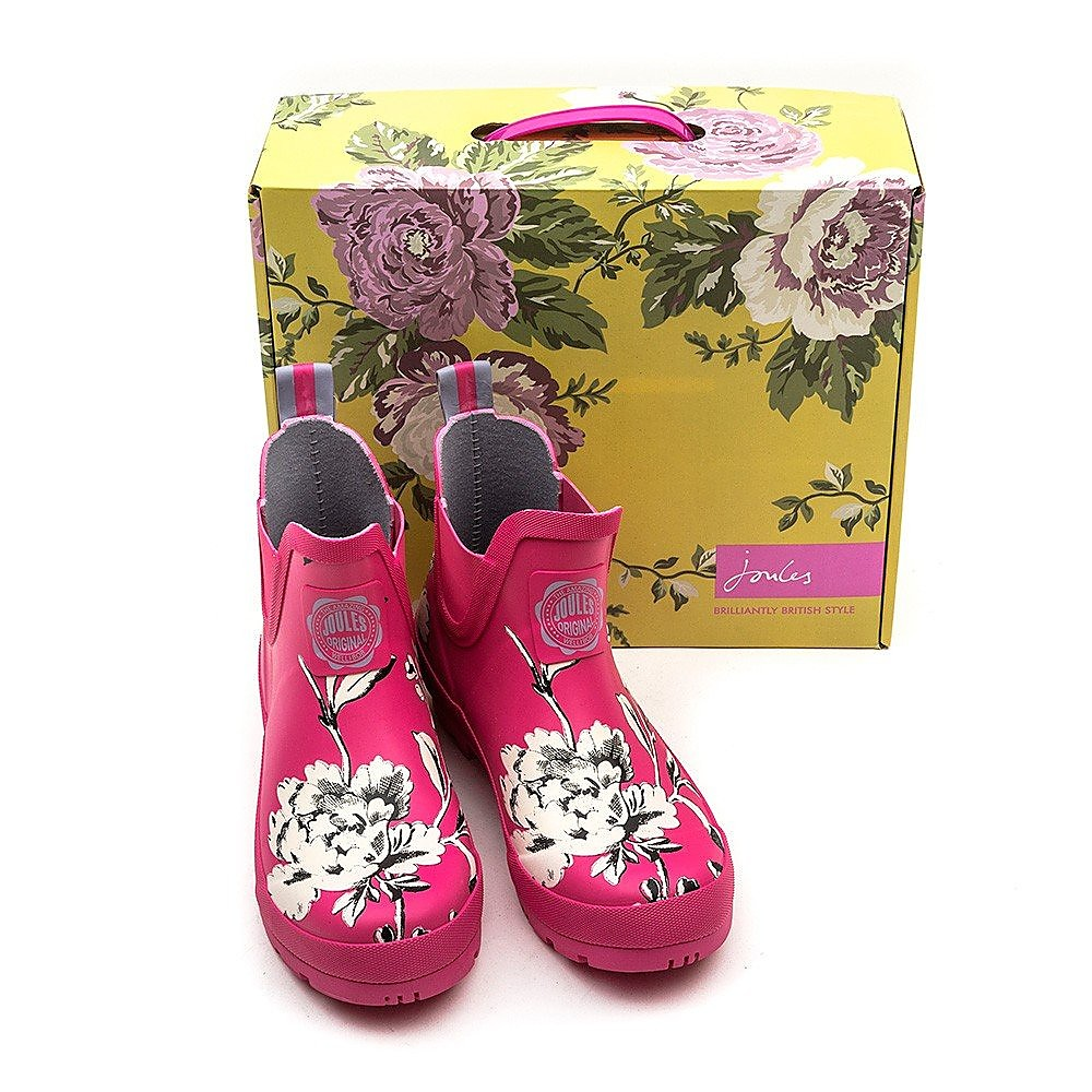 Joules Wellibob - True Pink