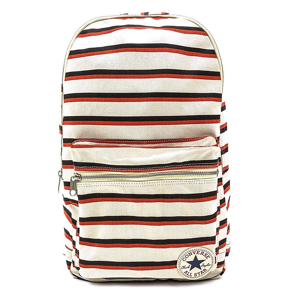 Converse Unisex Plus Backpack - Sandy/Multi Stripe
