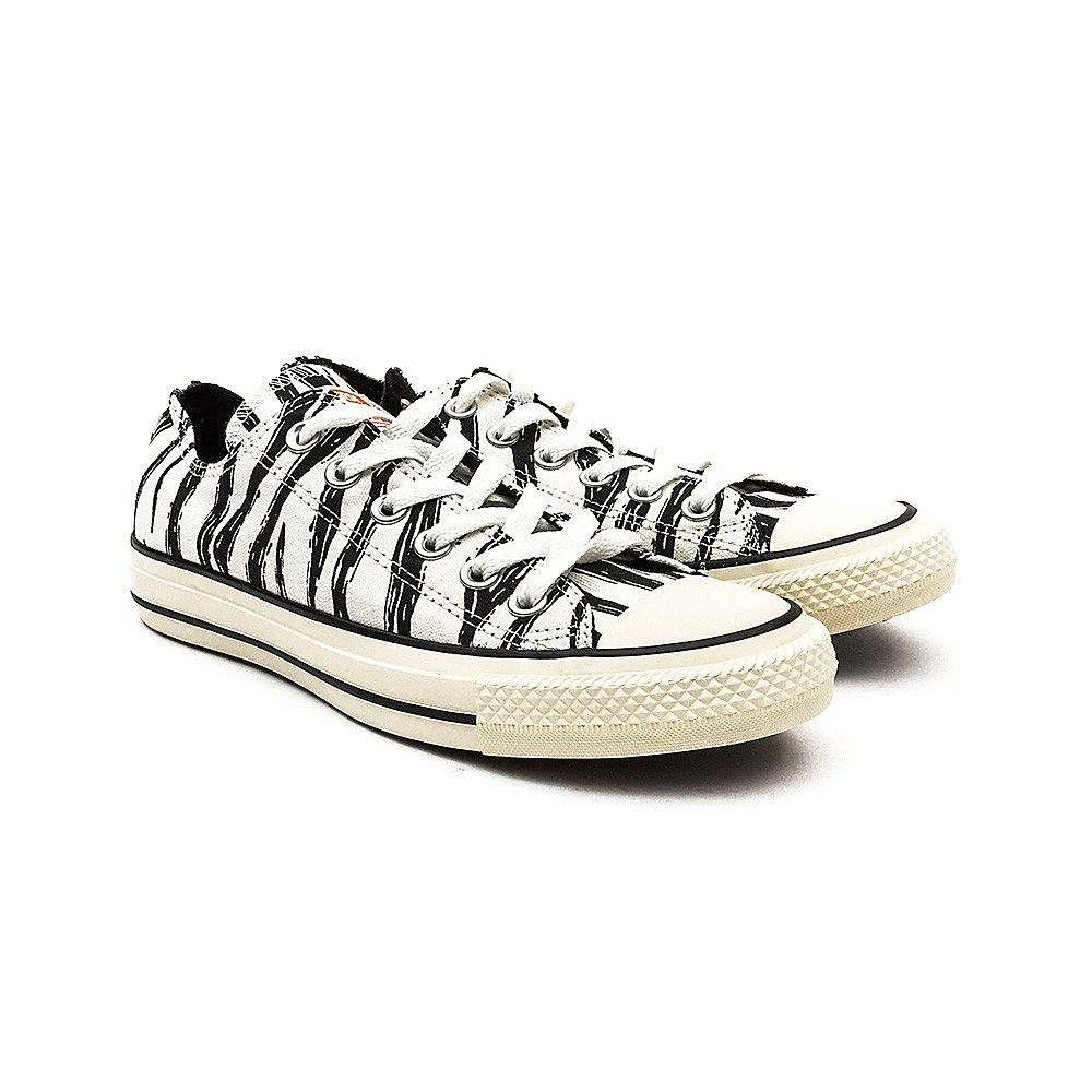 Converse Womens Chuck Taylor All Star Ox - Sketchbook Print