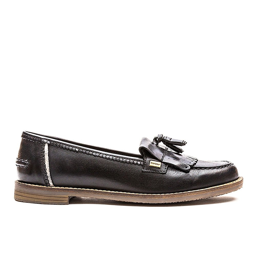 Barbour Naomi Loafer Womens Black