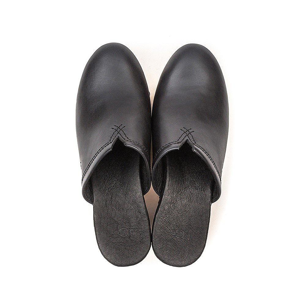 UGG Australia Womens Kay - Black Leather