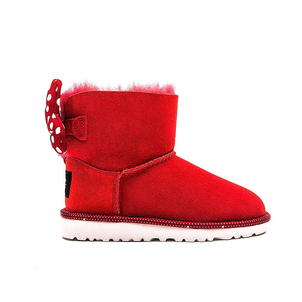 UGG Australia Infant Sweetie Bow - Red