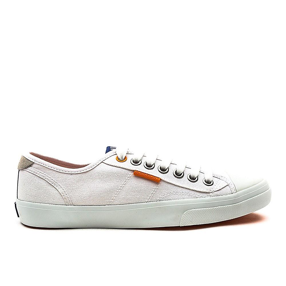 Superdry Low Pro Sneaker - Mens - Optic