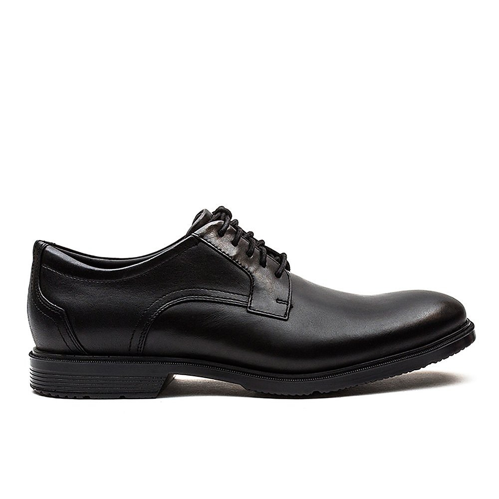 Rockport Men's City Smart Plain Toe - Black