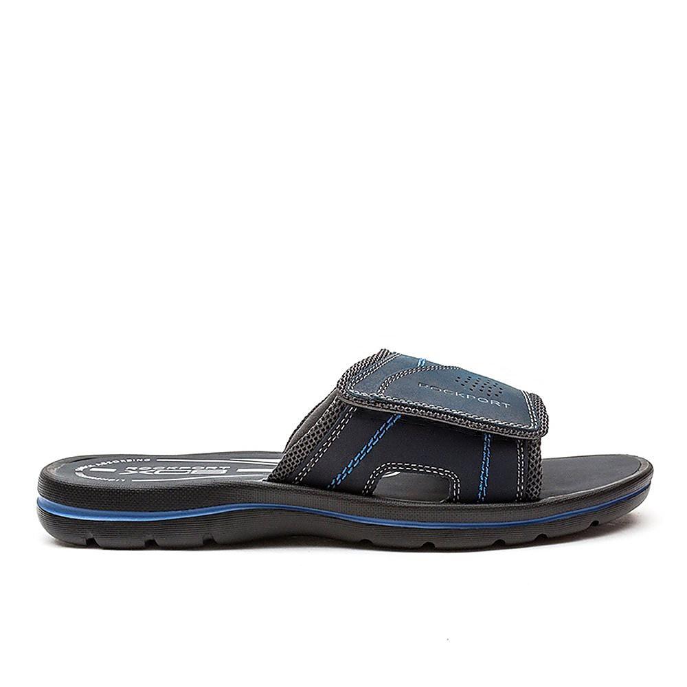 Rockport Get Your Kicks Velcro Slide
