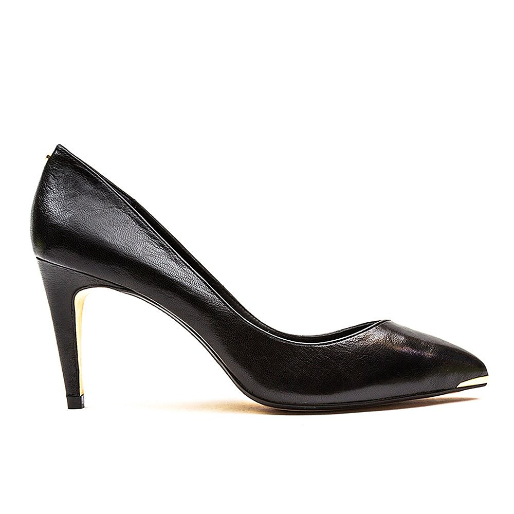 Ted Baker Women's Moniirra Patent Court Shoes - Black