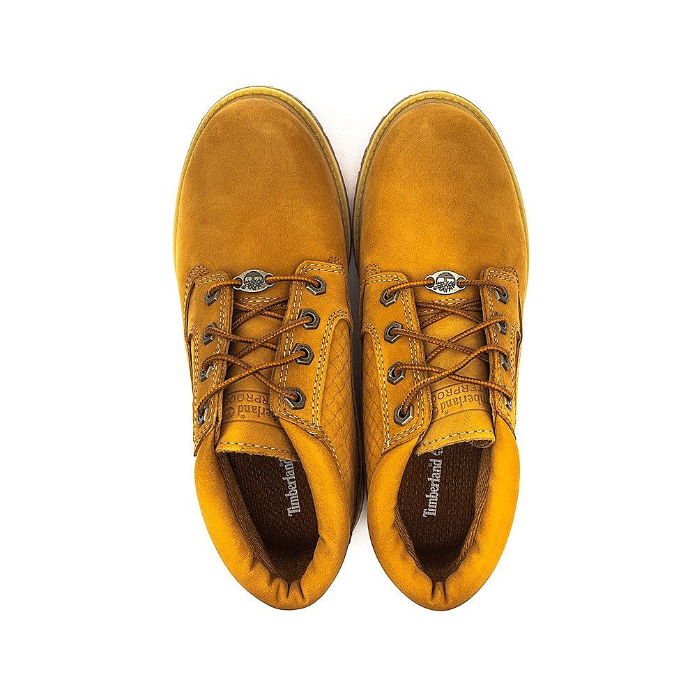 Timberland Womens Nellie Double Waterproof - Wheat Leather