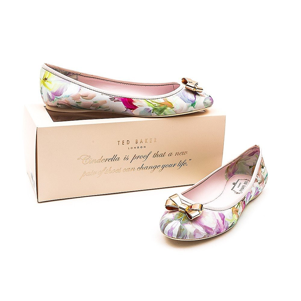 Ted Baker Imme 2 Womens Shoe - Hanging Gardens