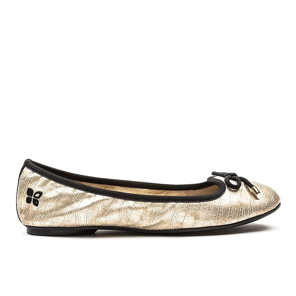 Butterfly Twists Francesca Womens Gold