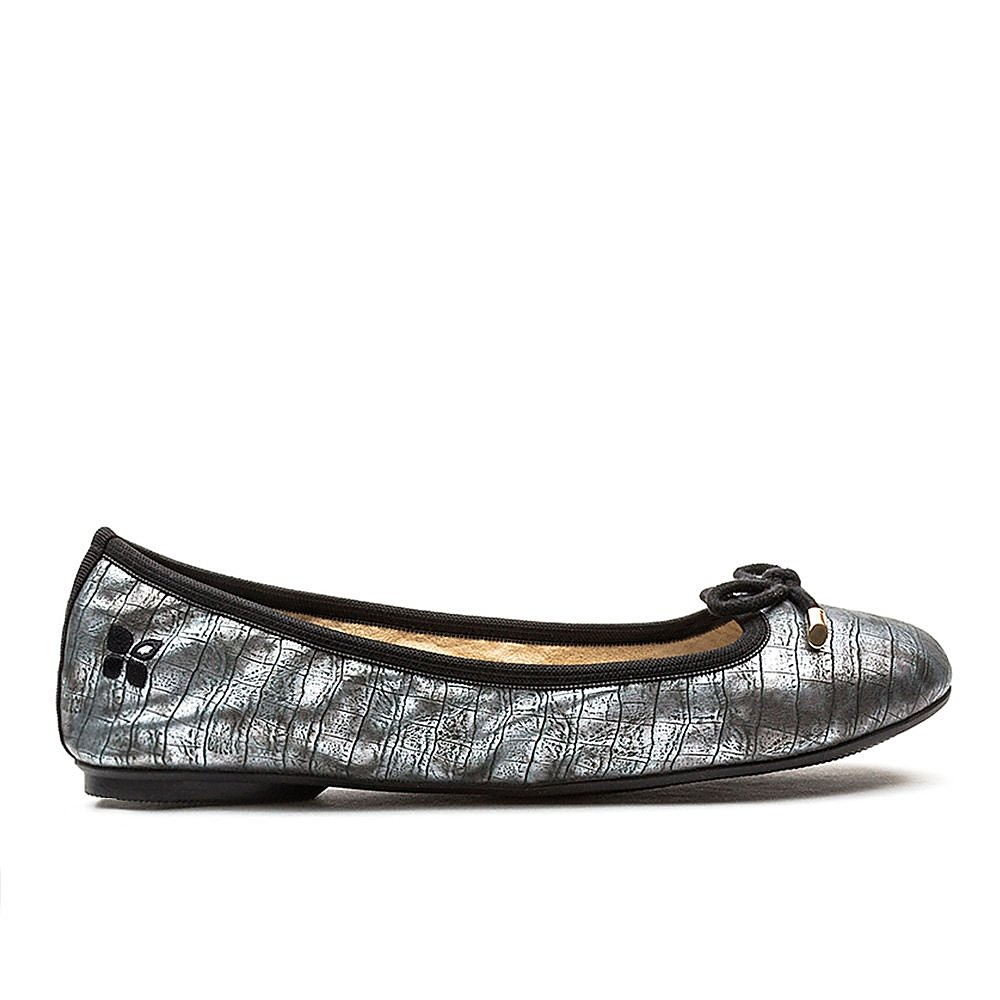 Butterfly Twists Francesca Womens Pewter
