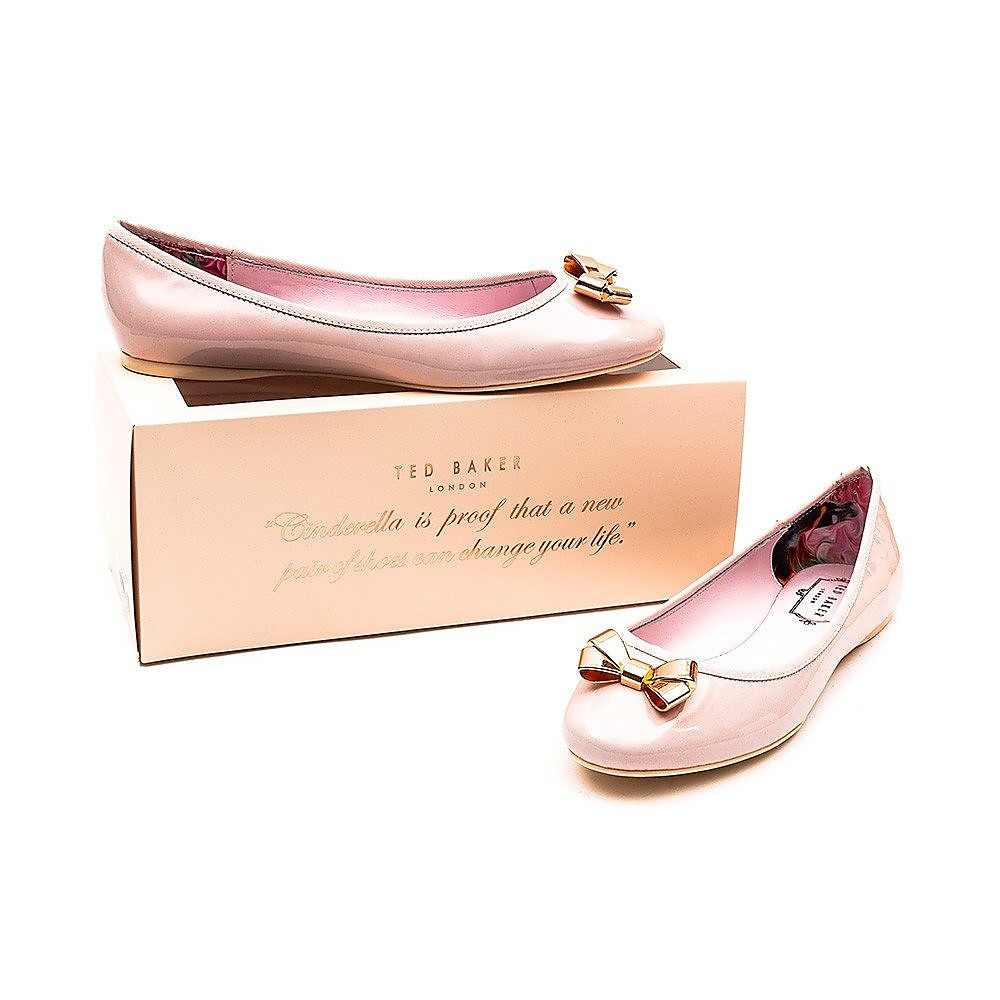 Ted Baker Imme 2 - Womens - Light Pink Patent