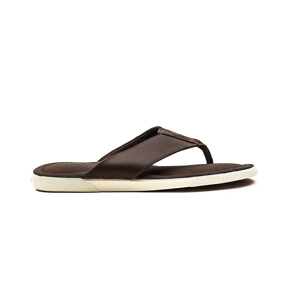 Polo  Laurence Mens Sandals - Dark Brown/Dark Brown