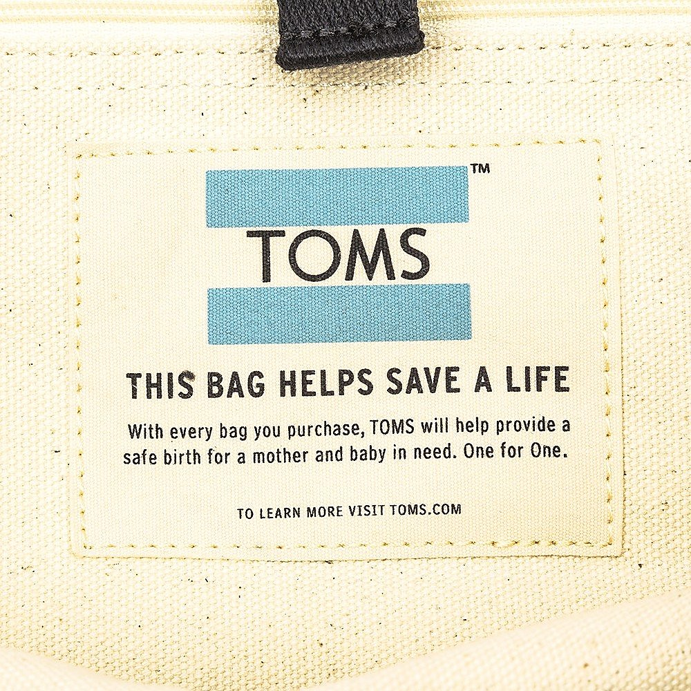 Toms Transport Tote - Natural