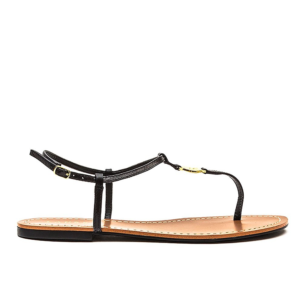 Lauren Ralph Lauren Aimon Womens Sandals - Black