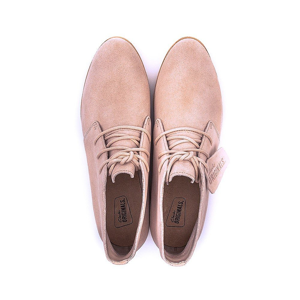 Clarks Phenia Desert - Womens - Light Pink