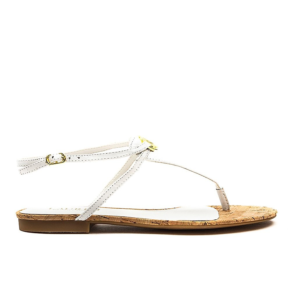 Lauren Ralph Lauren Anita Womens Sandals - White