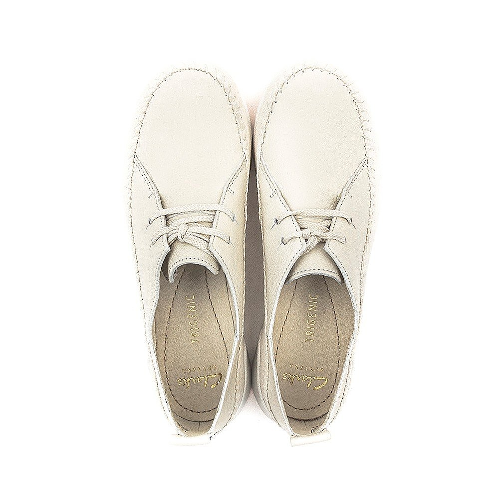 Clarks Tri Angel - Womens - Off White