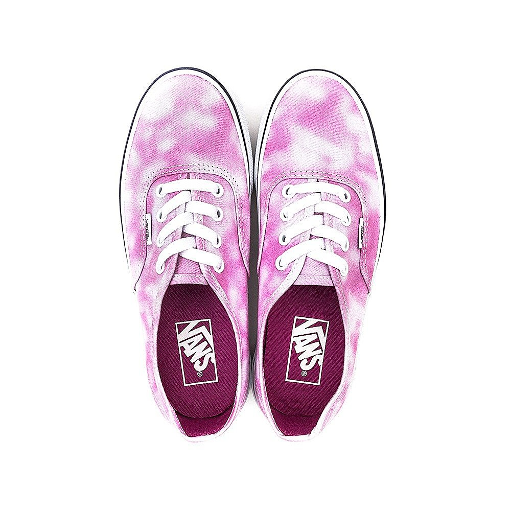 Vans Authentic Womens Rose Violet Tie