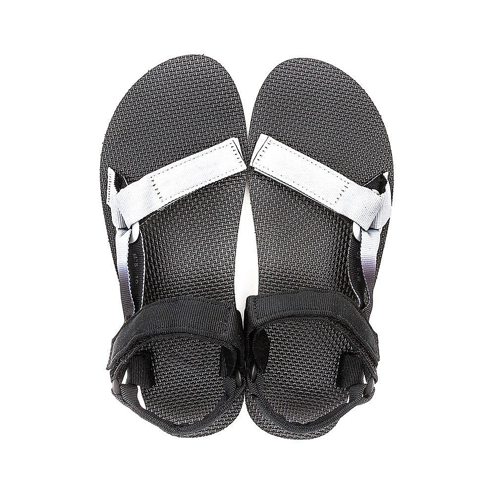 Teva Mens Original Gradient Sandals - Black/Lunar Rock