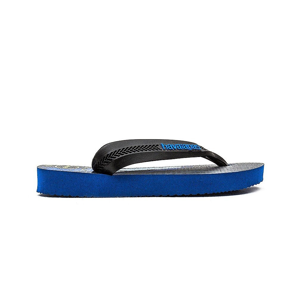 Havaianas Max Heroes - Juniors - Black/Blue
