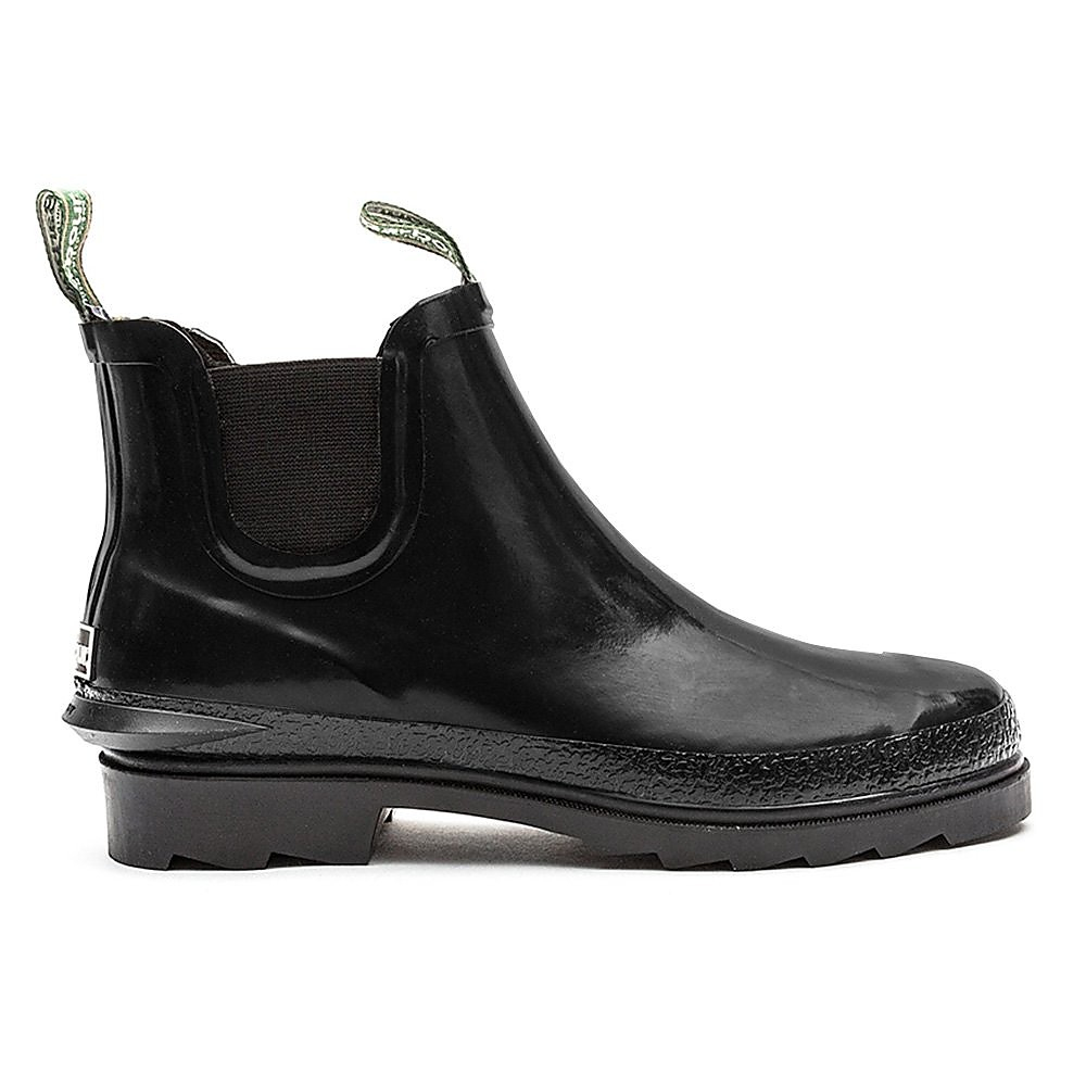 Barbour Chelsea Welly  - Womens - Black