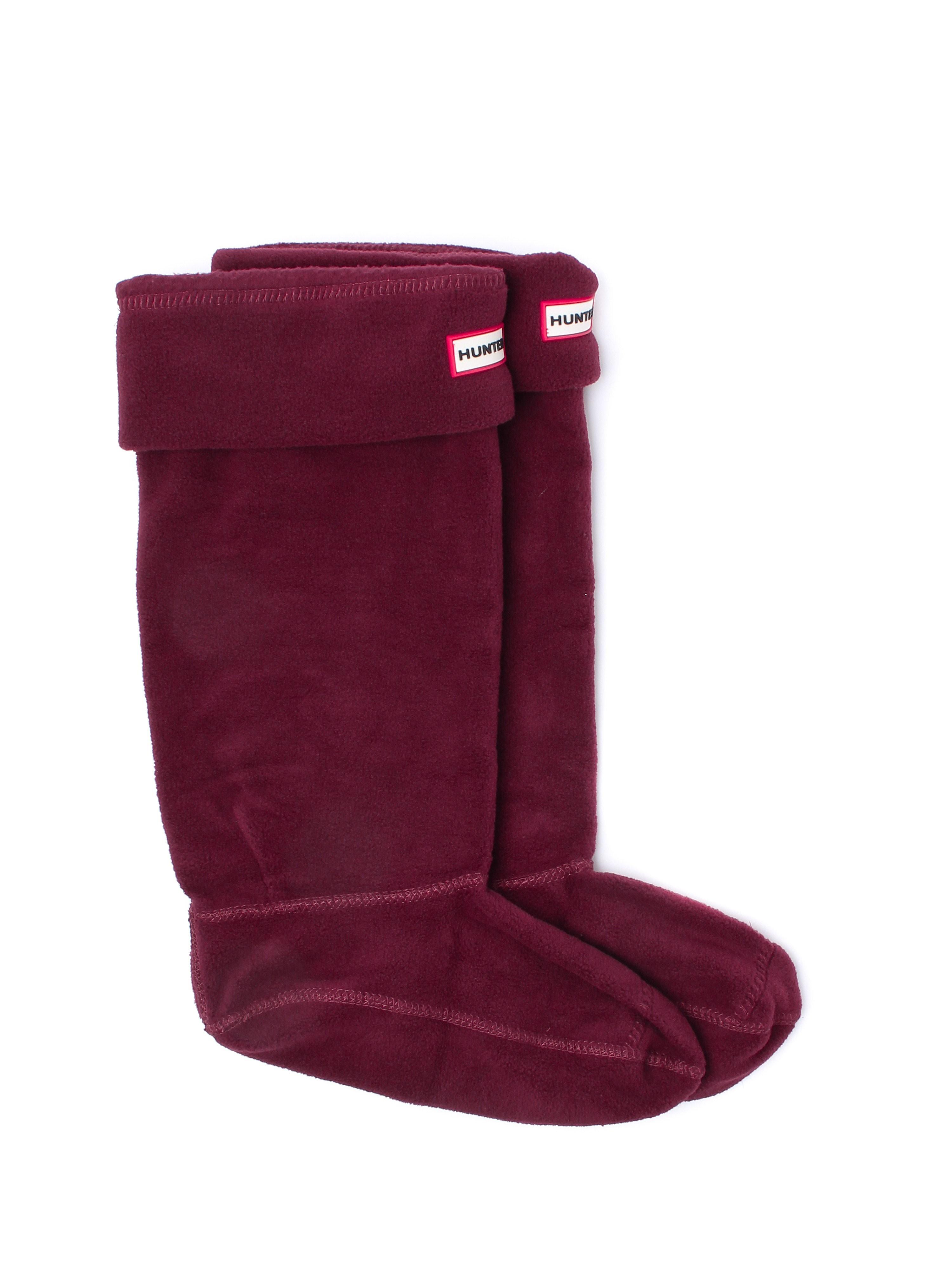 Hunter Wellies Welly Socks - Dulse