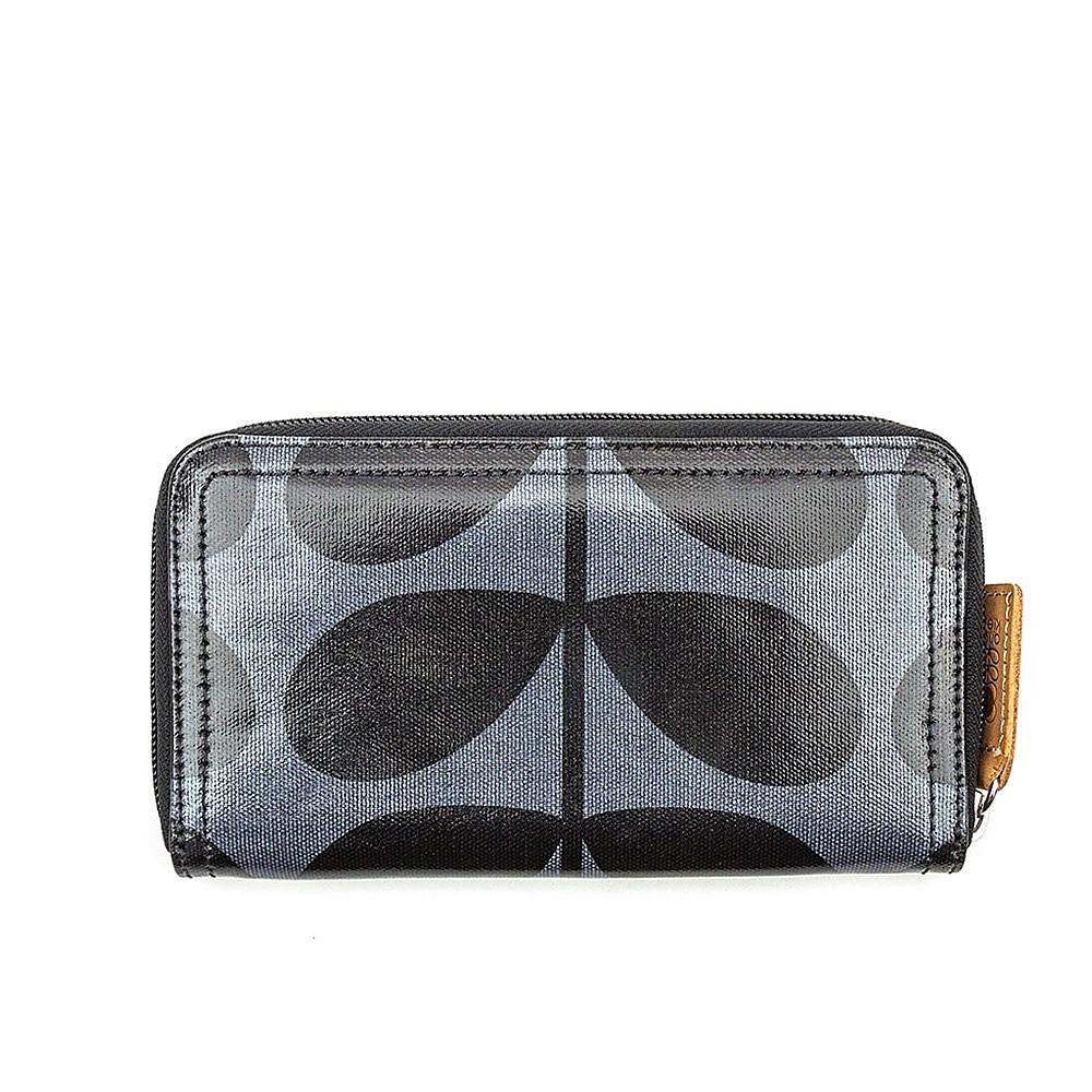 Orla Kiely Classic Big Zip Wallet