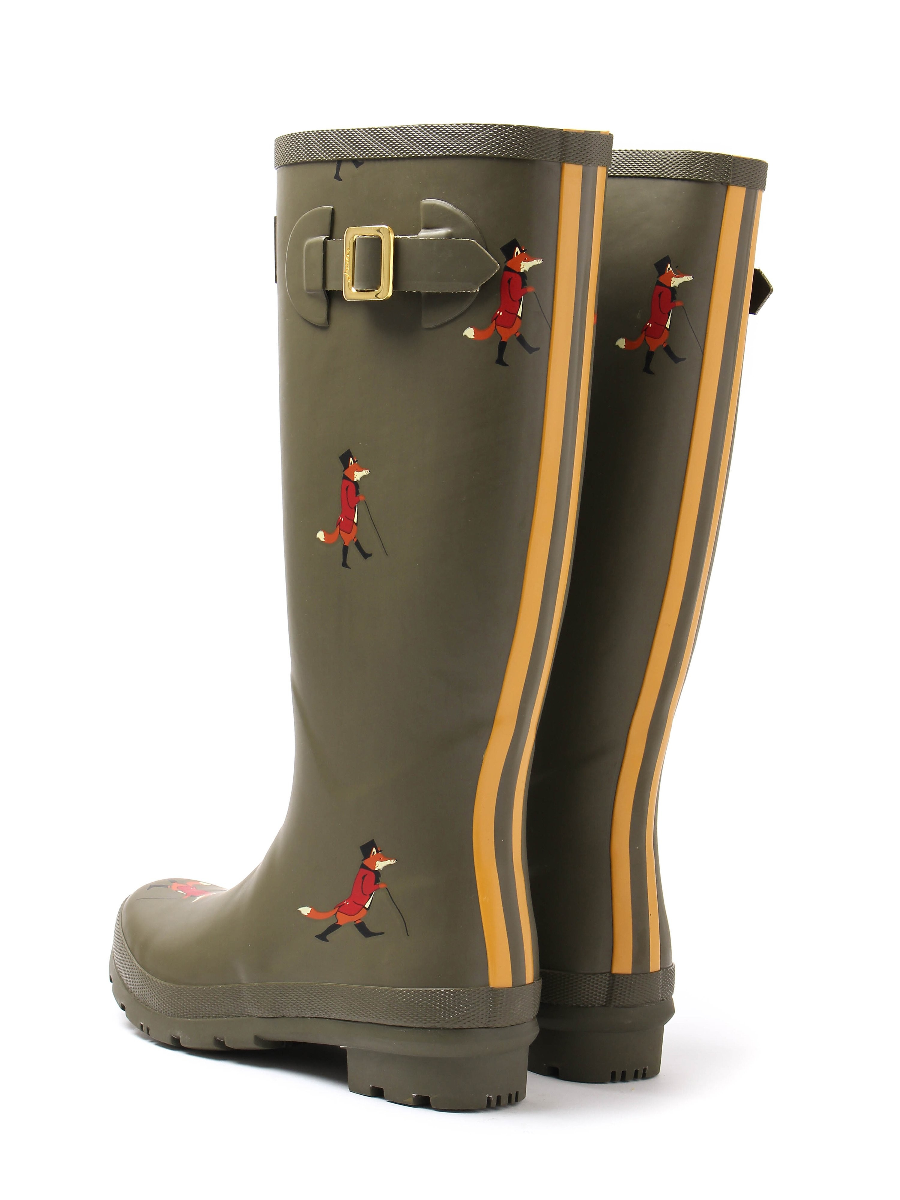 Joules Welly Print - Green