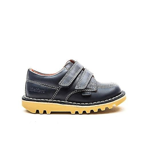 Kickers Kick Lo  - Infant - Dark