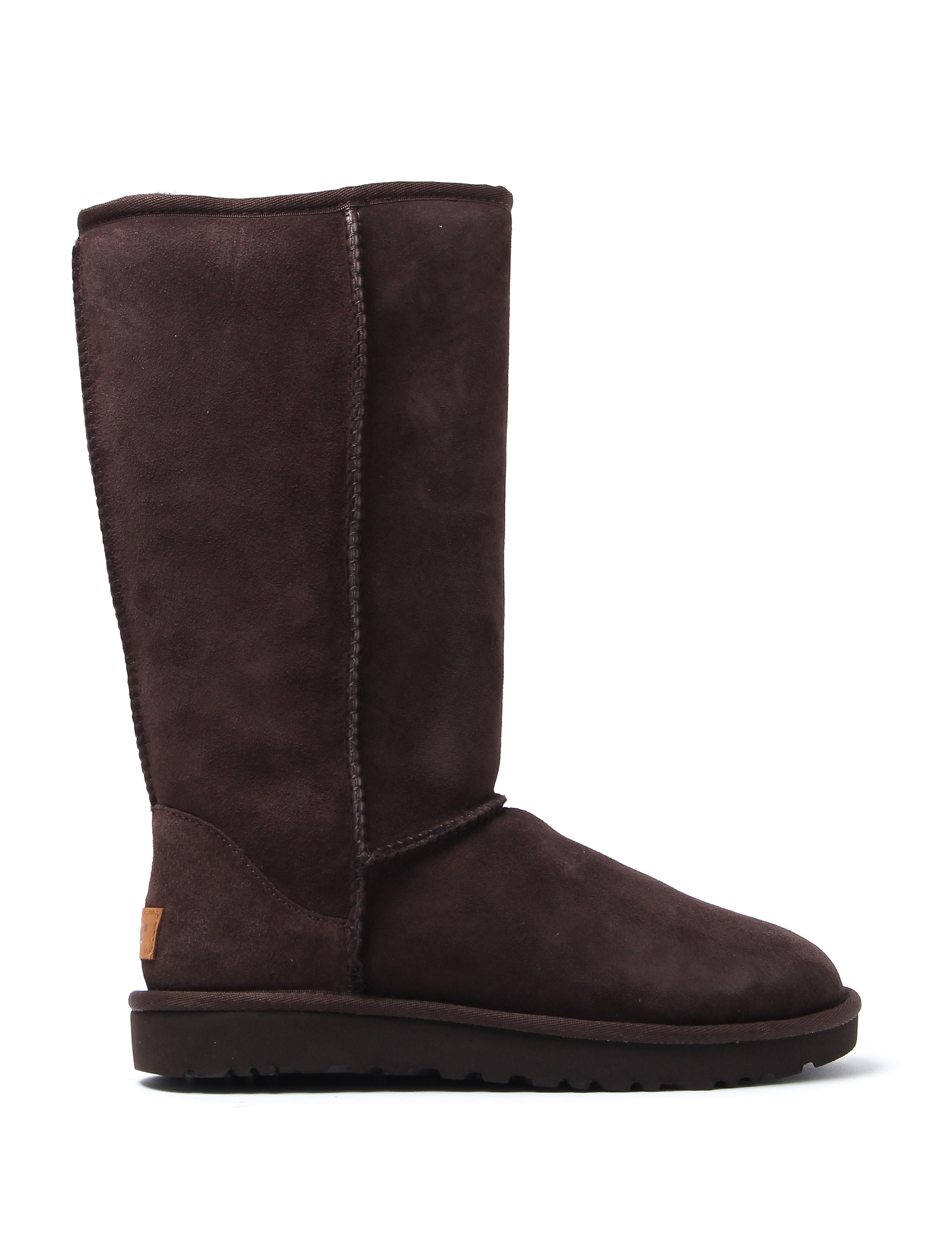 UGG Women's Classic Tall II Sheepskin Boots - Chocolate