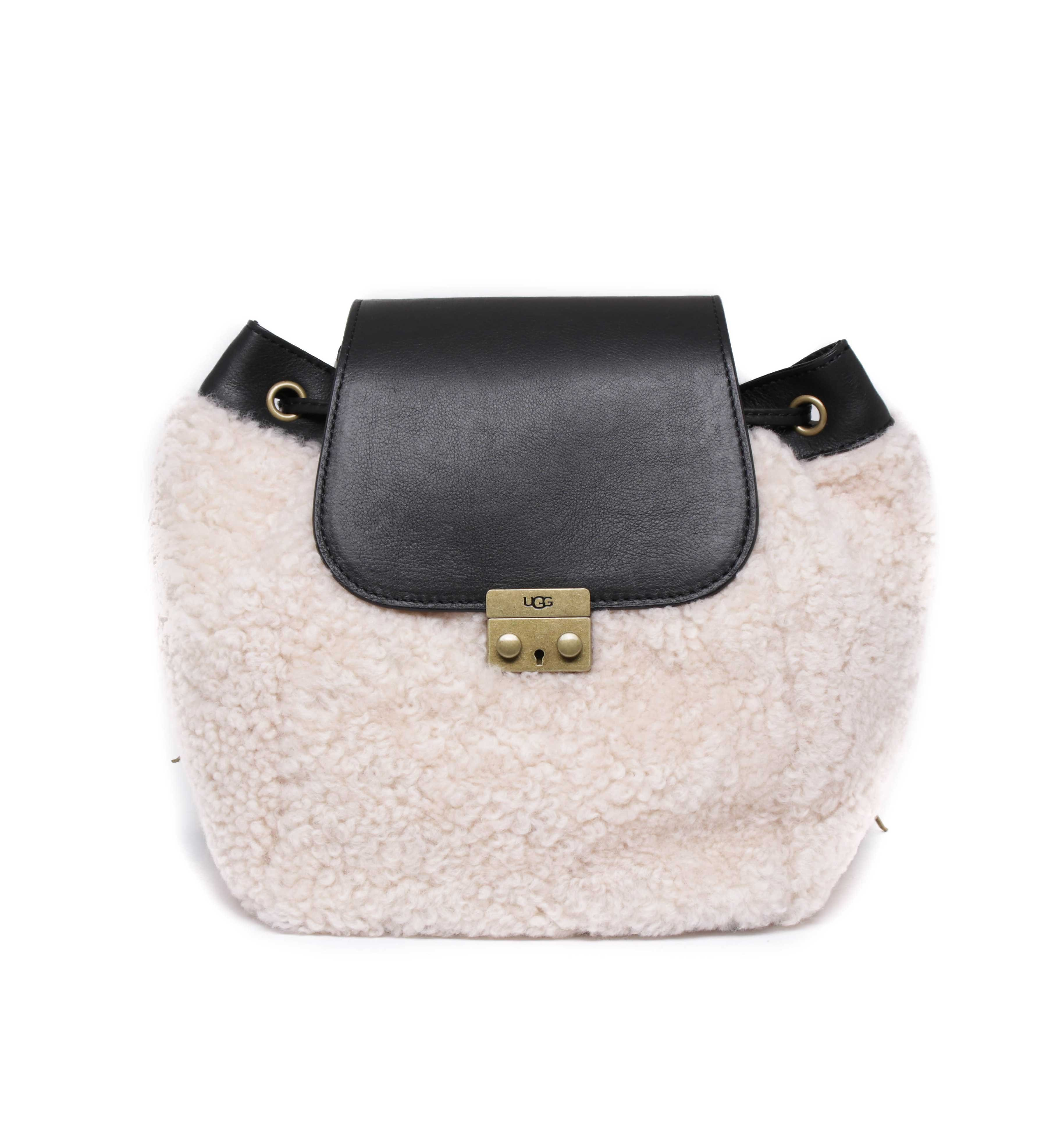 Ugg Vivienne Sheepskin Backpack