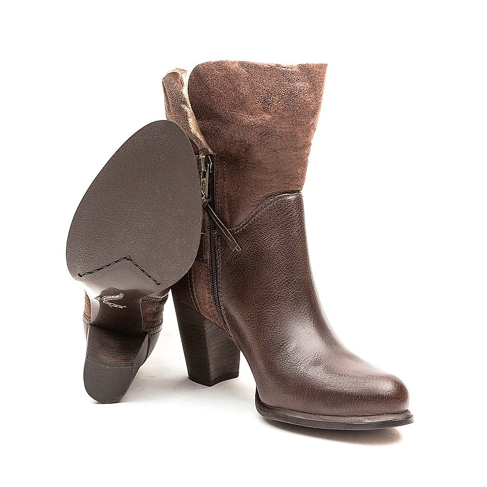 Ugg Womens Jayne - Brown Leather