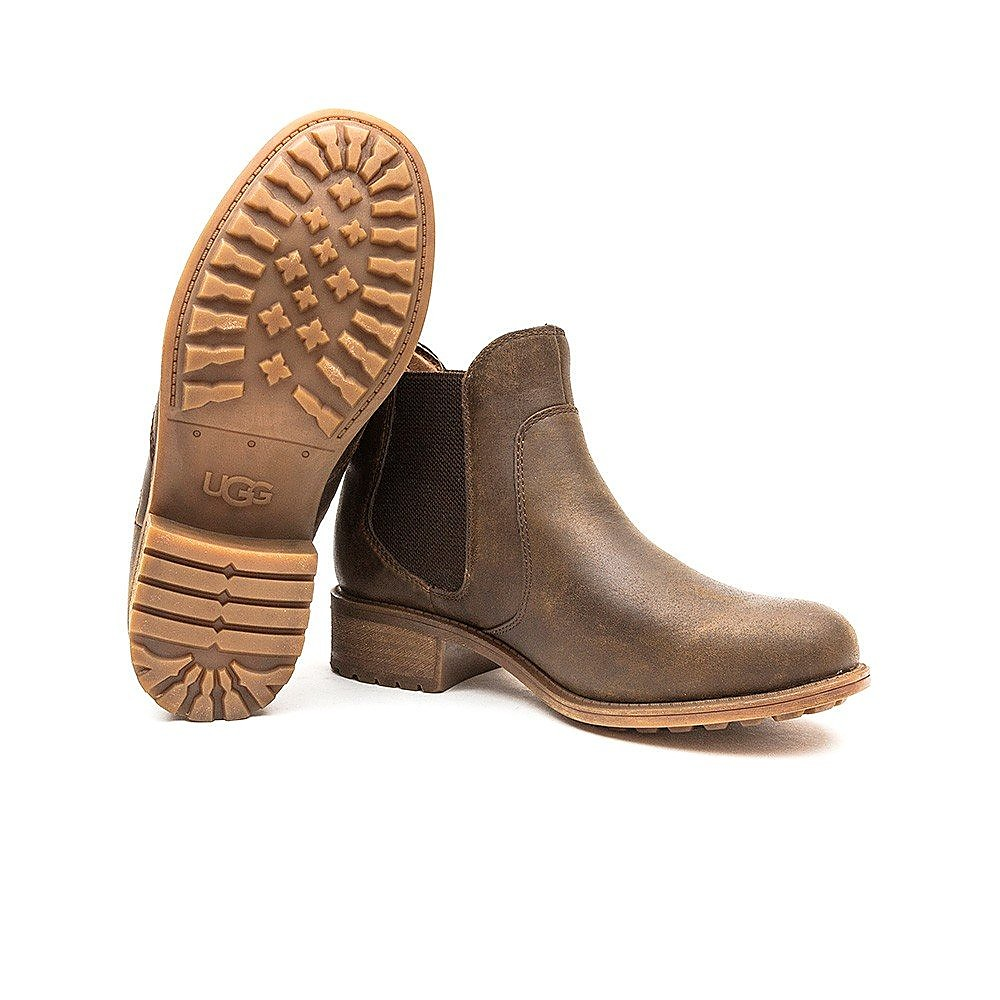 Ugg Womens Bonham - Stout Leather