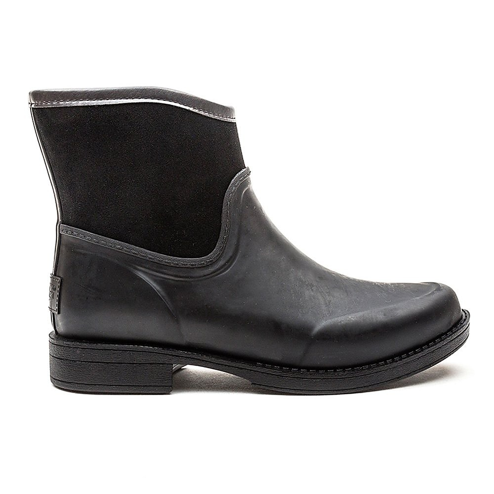 Ugg Women's Paxton Rubber Ankle Boots - Black