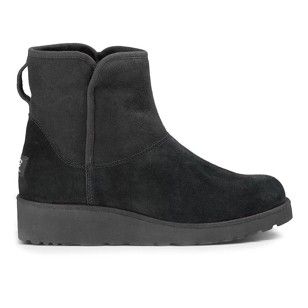 Ugg Women's Kristin Slim Sheepskin Boots - Black