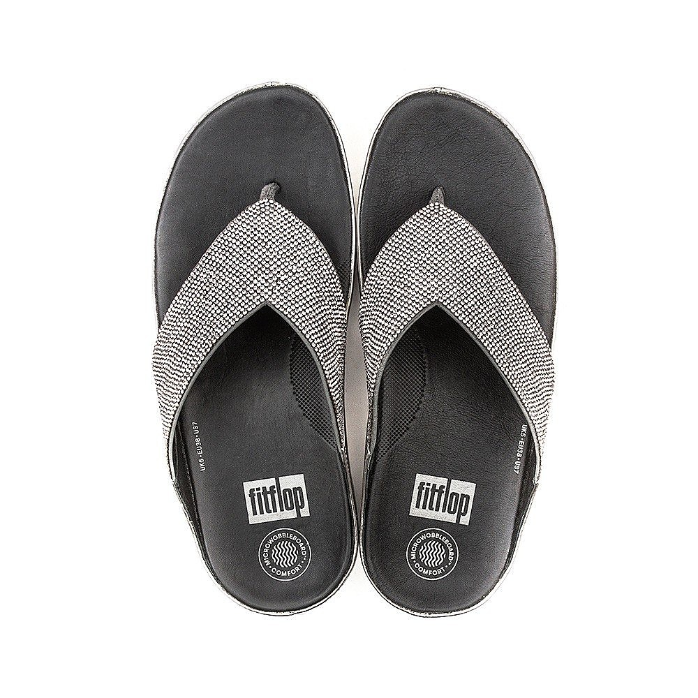 FitFlop Womens Crystall™ Shoe - Pewter
