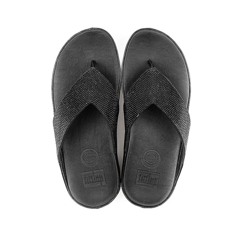 FitFlop Womens Crystall™ Shoe - Black