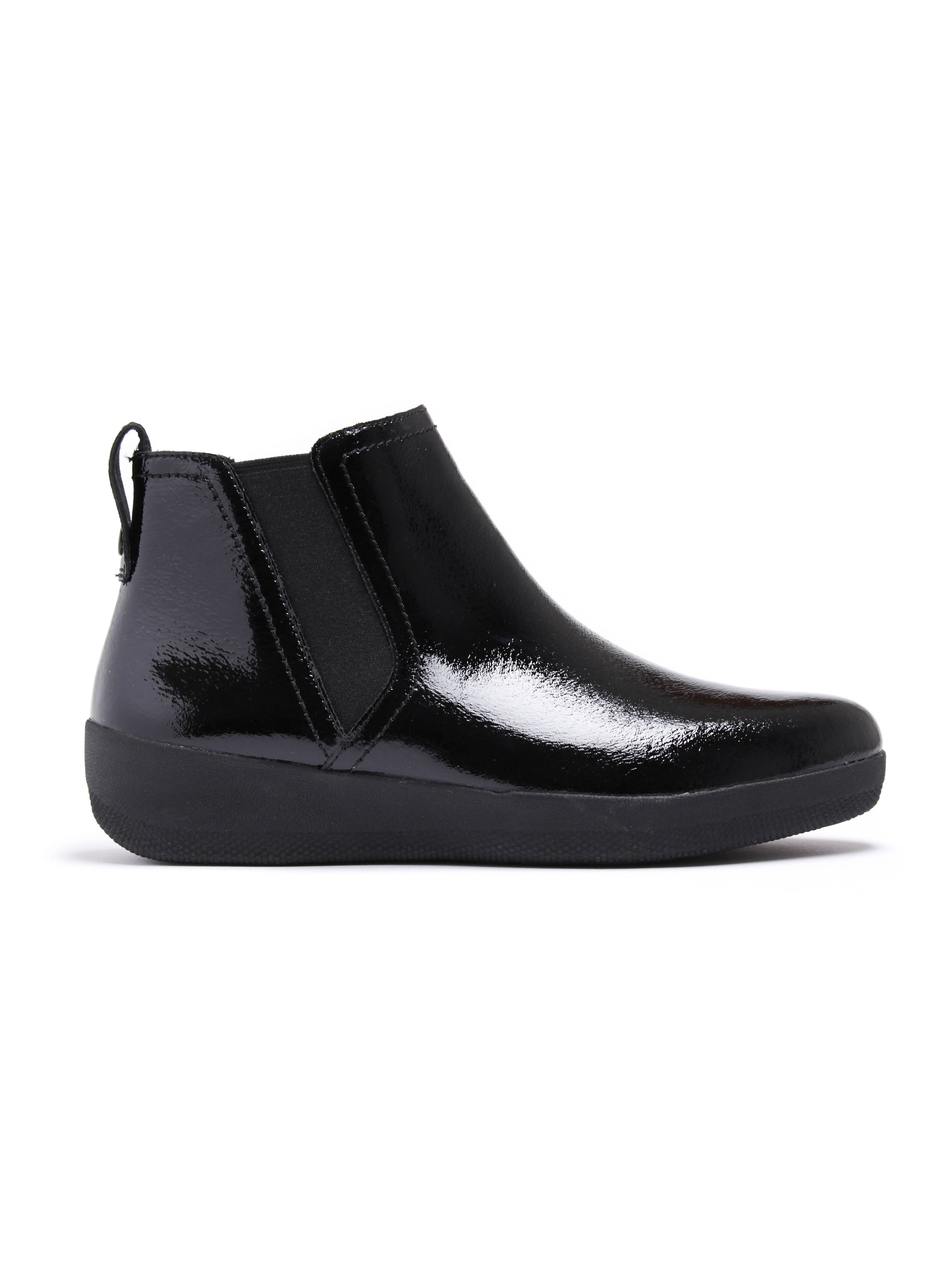 FitFlop Superchelsea Boot  - All Black