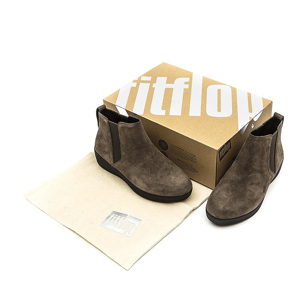 FitFlop Superchelsea Boot  - Bungee Cord