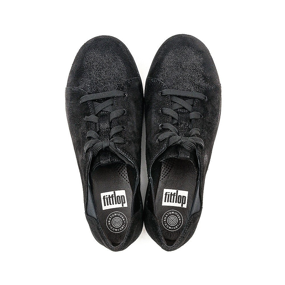FitFlop F-Sporty? Lace-Up Sneaker - Black