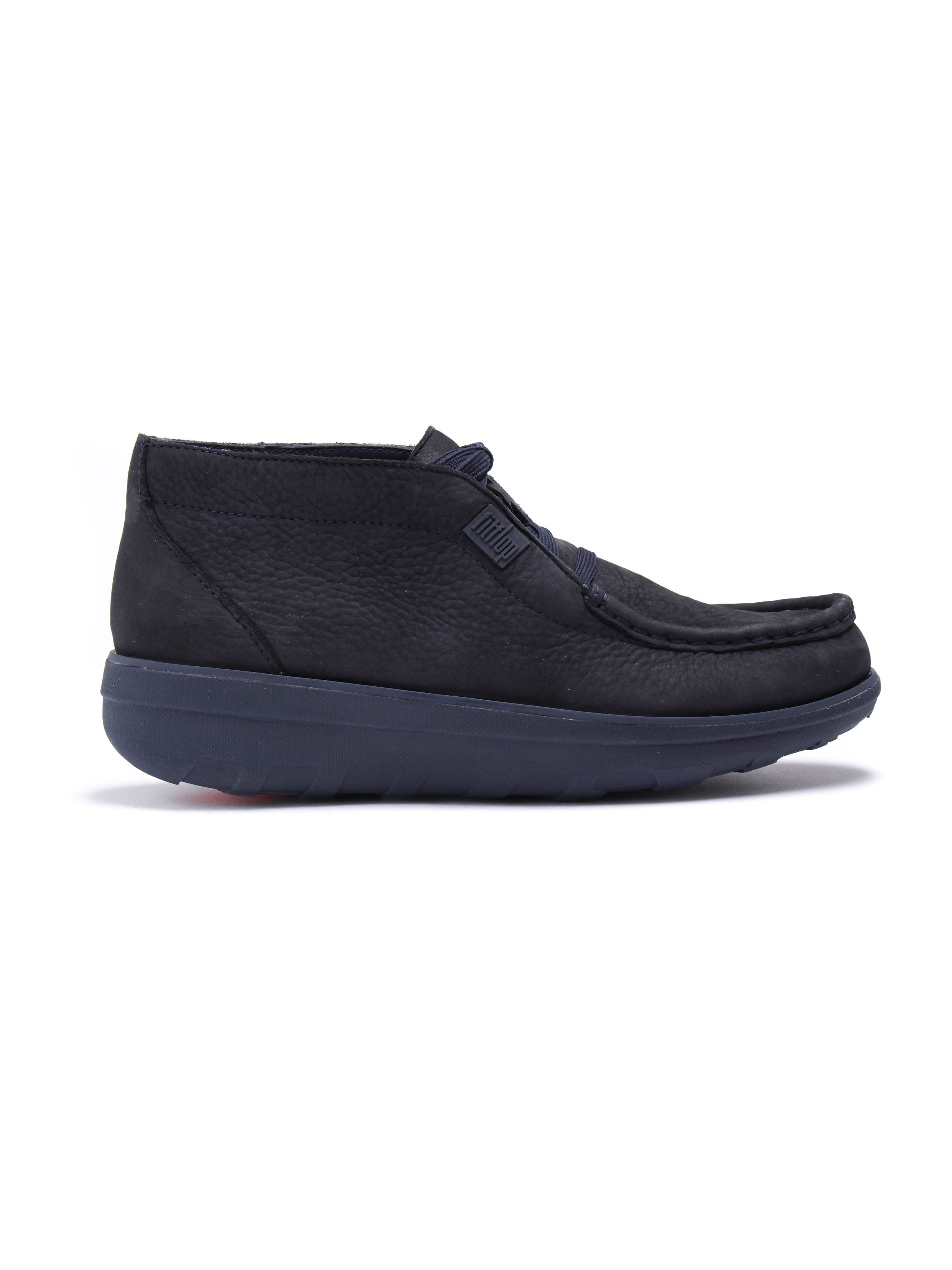 FitFlop Womens Loaff Slip On Ankle Boot - Supernavy
