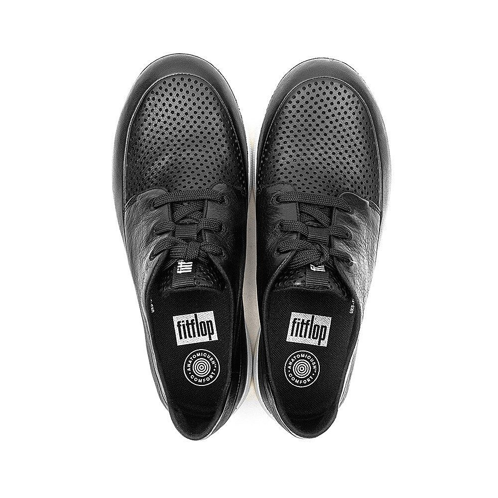 FitFlop Sporty-Pop Softy Sneaker  - Black