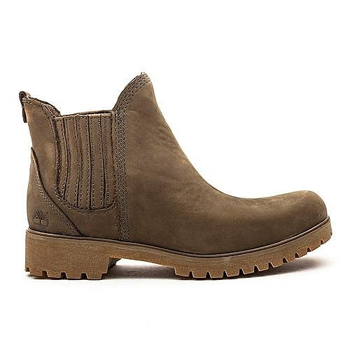 Timberland Womens Lyonsdale Chelsea - Canteen Nubuck
