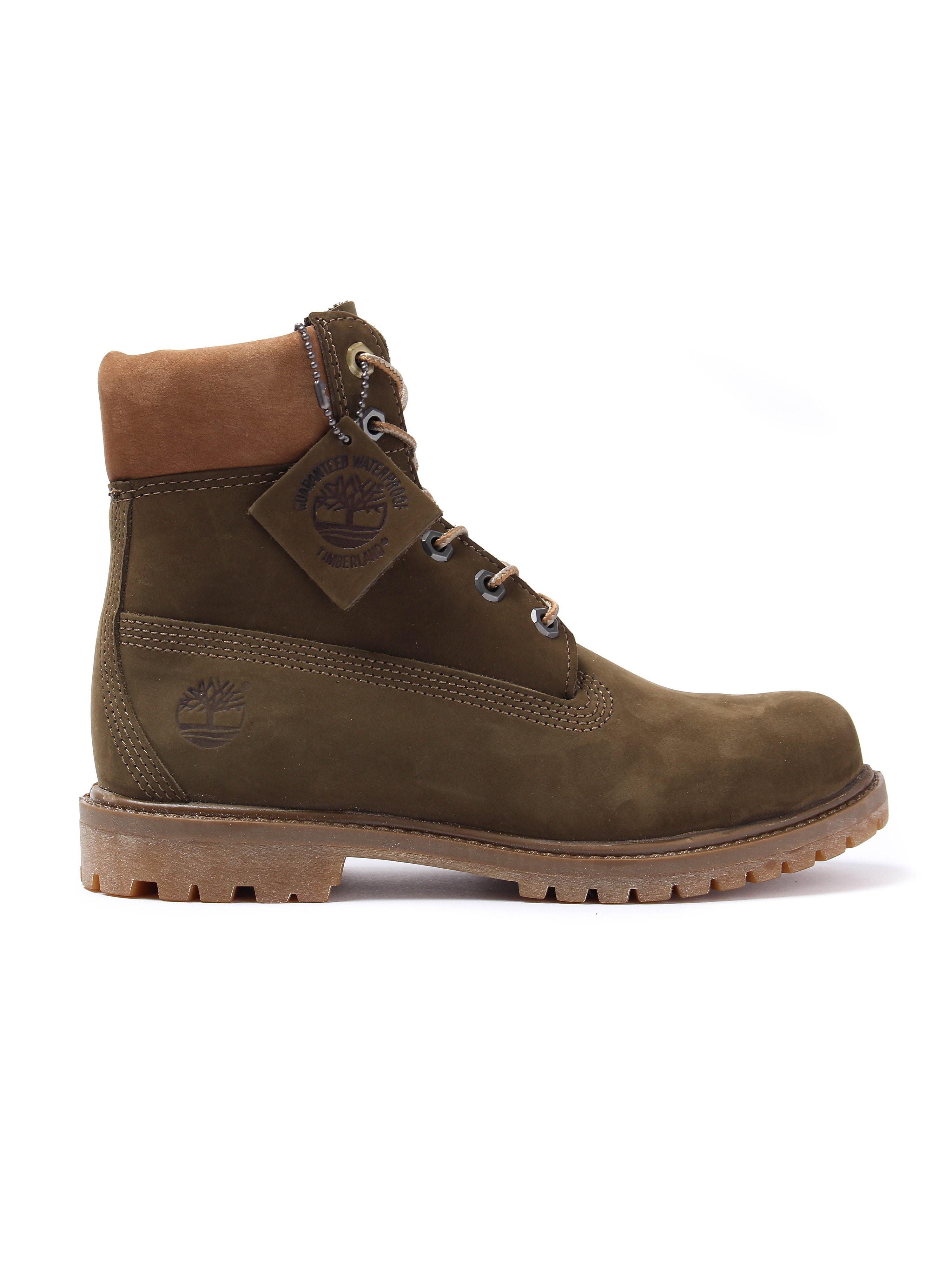 Timberland 6 Inch Premium Boot - Womens - Dark