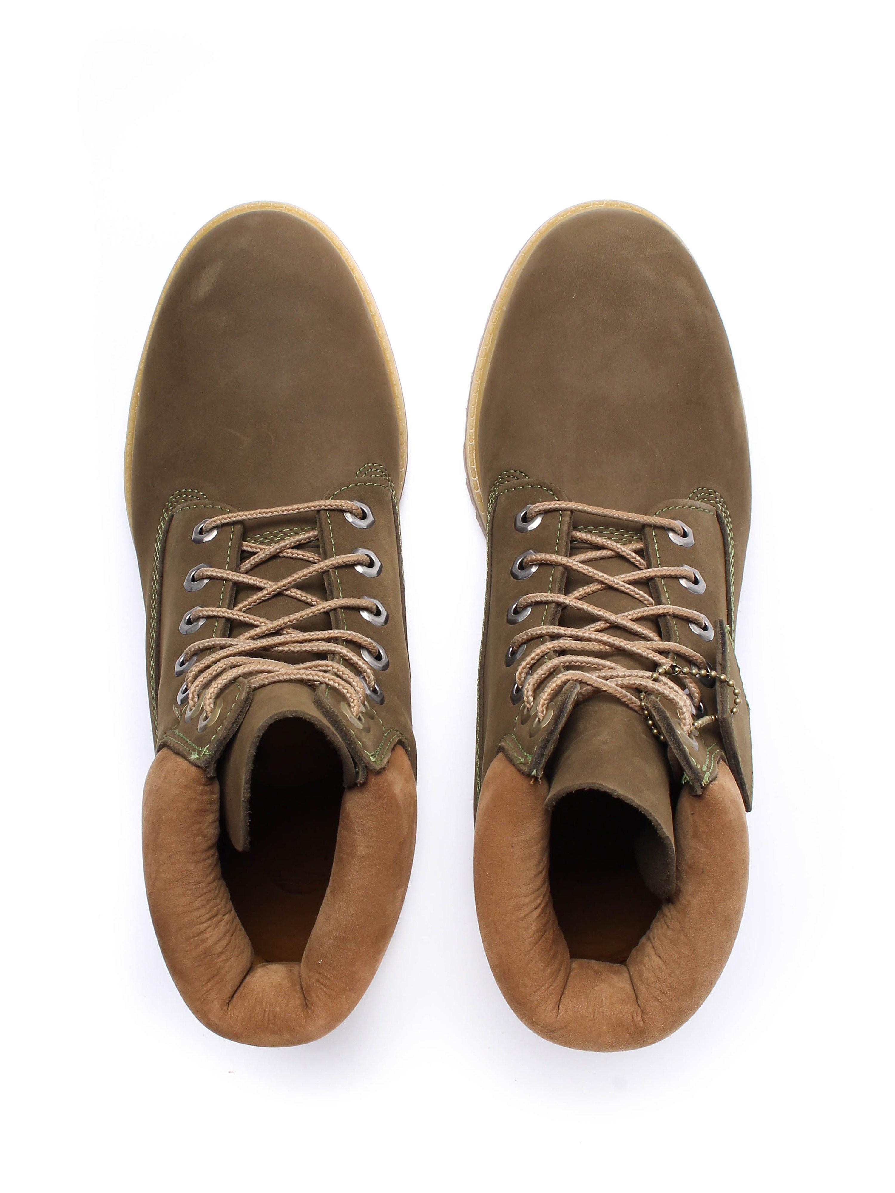 Timberland 6 Inch Premium Boot - Mens - Dark