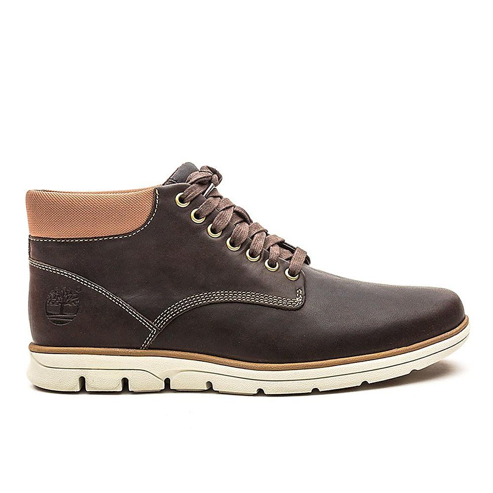 Timberland Mens Bradstreet Chukka - Brown Leather